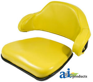 Compatible With John Deere Cushion Set 2 Pc Stl Ylw Ty9379 6 2955 2755 north A