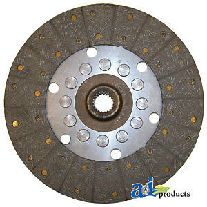 John Deere Parts Clutch Disc rockford At141799 855 s n 322203