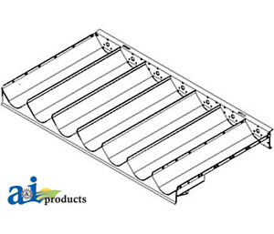 Compatible With John Deere Front Auger Trough Ah146564 9600 sn 665301 9610