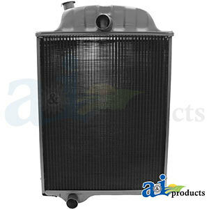 John Deere Parts Radiator Ar49454 4020 gas Dsl 4000 sn 201000