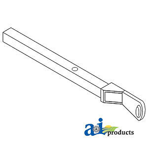 Compatible With John Deere Pull Arm Rear Half Al24137 940 2855 2850 2755 2750 26