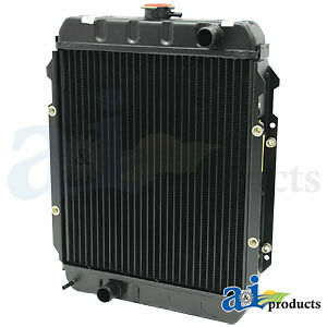 Compatible With John Deere Radiator Ch14206 950 sn 010859