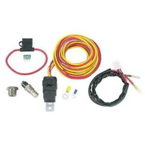 Spal Cooling Fan Relay Kit Harness On At 195 Off At 175 Degrees