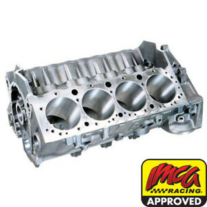 New Dart Sbc Small Block Chevy 400 Little M Engine Block 4 125 Bore