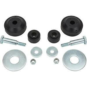 Universal Bolt through Rubber Engine motor Mount Cushion Kit Speedway