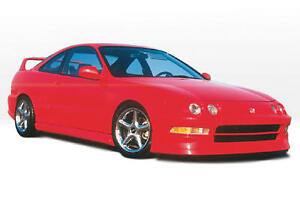 1994 1997 Acura Integra 2dr Wingswest Racing Series Full Lip Kit 4pcs