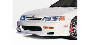 1994 1995 Honda Accord All Models W Typ Urethane Front Lip 4 Cylinder Only