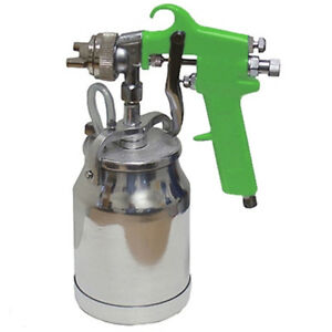 Binks Type Spray Gun And Cup 1 Quart Cup 1 8mm Nozzle 8002