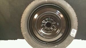 2008 Toyota Camry Oem Spare Tire Donut Emergency Spare Wheel
