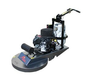 Aztec Lowrider 27 High Speed Propane Burnisher
