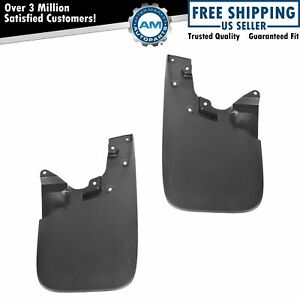 Oem Splash Guard Mud Flap Pair Front Lh Rh 19 Inch Type 1 For Toyota Tacoma
