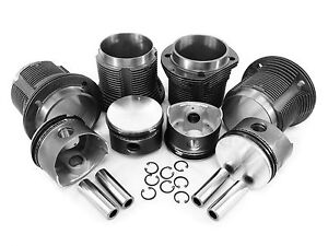 Vw 92mm Type 1 Non stroker Piston Cylinder Kit Thick Wall