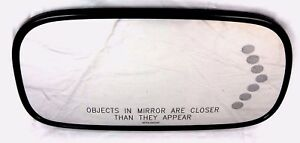 Buick Lucerne Cadillac Dts Rh Passenger Side Mirror Glass Signal Htd 2006 2011