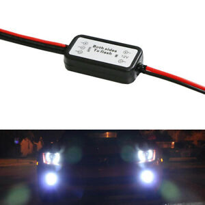 Alternating Left Right Strobe Flash Module Box For Fog Lights Led Drl Strips