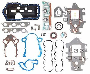 1996 2003 Gm L67 3800 Series Ii 3 8l Supercharged Premium Engine Gasket Kit