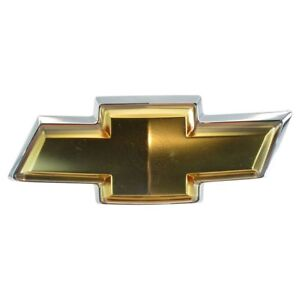 Oem 15252974 Bowtie Grille Emblem Gold For 05 10 Chevrolet Cobalt Gm New