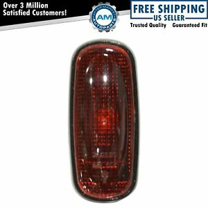 Oem Fender Bed Side Marker Light Lamp Red Lh Or Rh For Dodge Ram 3500 Dually Drw