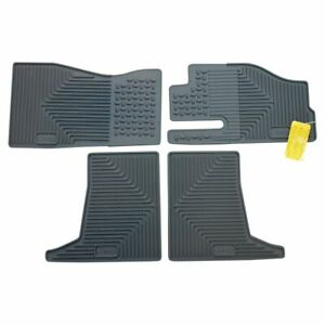 Oem Floor Mat Kit Set Of 4 Lh Rh Front Rear Slate Gray Slush Style For Jeep
