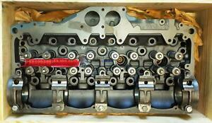 Detroit Diesel Dt 50 Series Cylinder Head Reman 23511353 loaded 4 Cyl Dsl