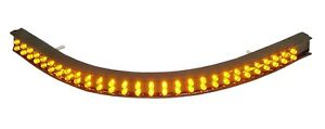 Sho me Bti Bendable Led Light Amber Made In Usa