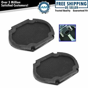 Oem Front Door Mounted Radio Speaker Driver Passenger Side Lh Rh Pair For F150