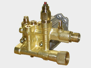 Pressure Washer Pump Ar Rmv25g24d 2 5 Gpm 2400 Psi 3 4 Shaft