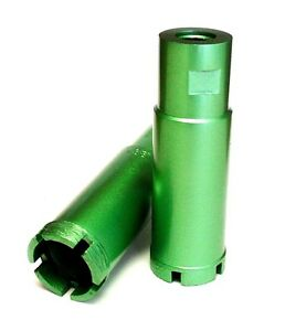 Premium Green Diamond Wet Core Drill Bit For Granite Marble Stone