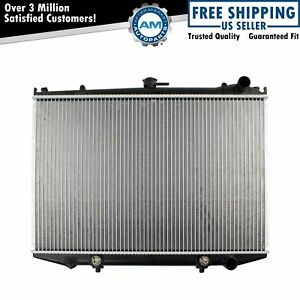 Radiator Assembly Plastic Tank Aluminum Core For Nissan Pathfinder D21 Pickup