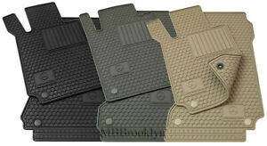 Mercedes benz Oem All Weather Floor Mats 2006 To 2011 Cls class 219
