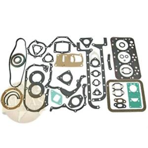 Tx13206 Fiat Long Tractor Parts Overhaul Gasket Set 3 Cylinder