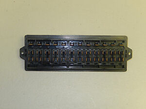 Aston Martin Lagonda Amv8 Fusebox New Offical Part