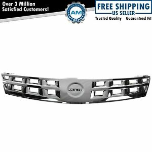 Chrome Front End Grill Grille New For 03 05 Nissan Murano
