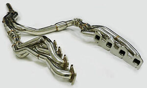 Obx Exhaust Long Tube Header For 2011 2014 Ford F 150 Raptor 6 2l