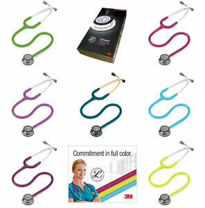3m Littmann Classic Iii Stethoscope New 18 Colors 5 Years Warranty