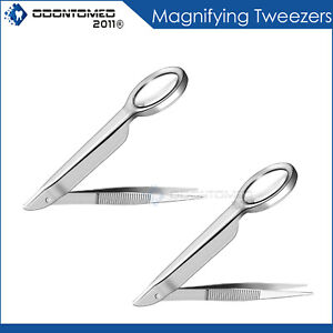 Extraction Set Dental Instruments Extracting Forceps Dn 569