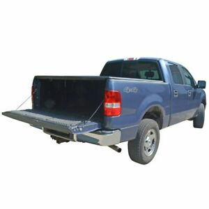 Tonneau Cover Roll Up For Chevy Gmc Sierra Silverado Crew Cab 5 8ft Bed