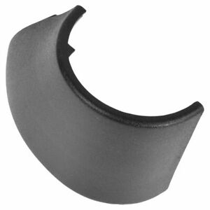 Oem Trailer Tow Mirror Hinge Cover Cap Driver Side Textured Black For Chevy Gmc