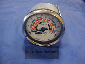 Ford Tractor Tachometer Major And Power Major