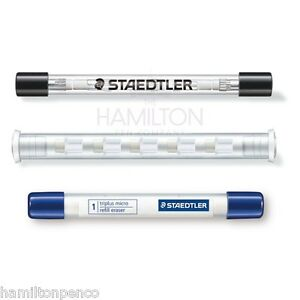 Staedtler Eraser Refills For Mechanical Pencils