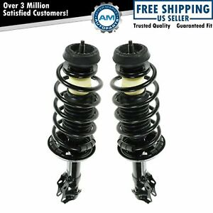 Front Strut Spring Assembly Pair Set Of 2 Kit For Volkswagen Jetta Golf
