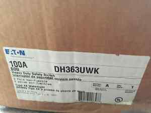 Eaton Safety Switch 100a