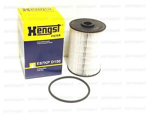 Diesel Fuel Filter For Vw Golf Jetta Tdi Hengst Made In Germany