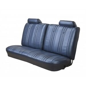 Pui 69as10b Bench Seat Upholstery 69 Chevelle el Camino