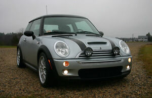 Piaa 520 Xtreme Fog Light Kit For Mini Cooper S Bumper Grille Grill