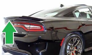 For Dodge Charger Primered Un Painted Spoiler Wing 2011 2019