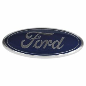 Oem Bt4z8213a Blue Oval Grille Nameplate Emblem For Ford Edge Flex Taurus X New