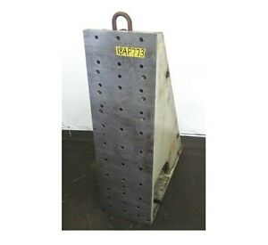 18 X 61 X 48 Angle Plate Work Holding Fixture
