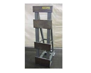 20 X 72 X 34 Angle Plate Work Holding Fixture