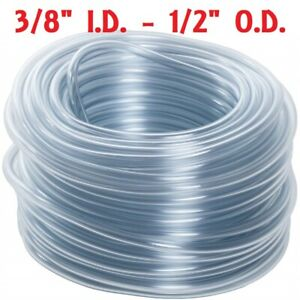 5 Feet Of 3 8 I d Hose For Rite Farm Auto Waterer Drinker Cups Chicken Poultry