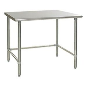 New Commercial Stainless Steel Work Prep Food Table W Crossbars Nsf all Sizes
